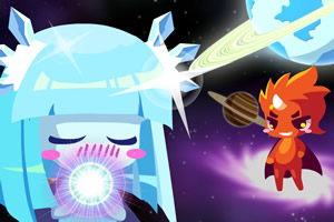 冰火双星拯救地球