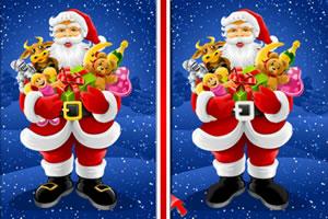 圣诞老人来找茬