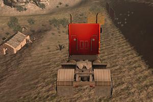 沙漠狂奔大头车
