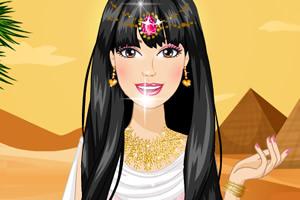 漂亮埃及公主