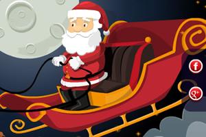圣诞老人驾车来袭