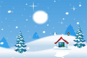 逃离冰雪圣诞
