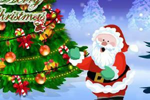 漂亮圣诞树