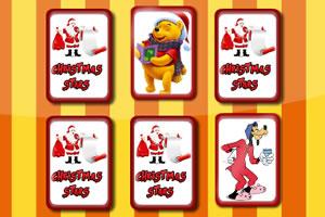 圣诞星光存储卡