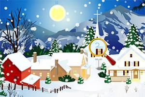 圣诞之夜找数字