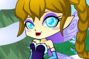 童话冰精灵公主
