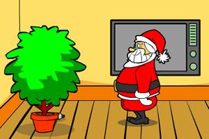 圣诞老人惊魂逃脱