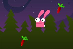 泥巴小兔爱跳跃