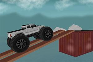 3D越野大卡车