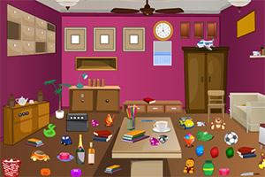 逃离儿童游戏房间