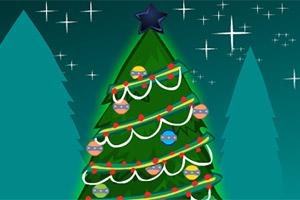 成长圣诞树