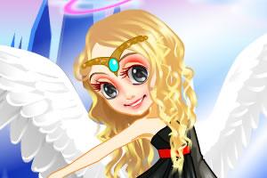 冬季里的天使