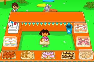 朵拉蛋糕店