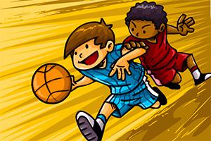 篮球小天才