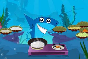 鲨鱼做寿司