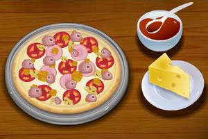 意大利披萨记忆制作