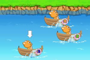 卷卷喵运动大会之划船赛