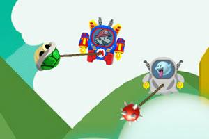 马里奥机器人大战