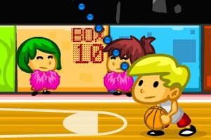 篮球小天才无敌版
