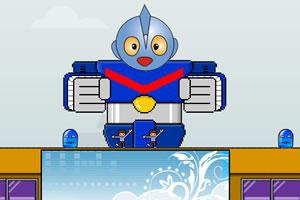 机器人拯救世界