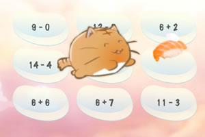 可爱小猫算数