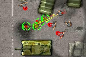 敢死队的战争