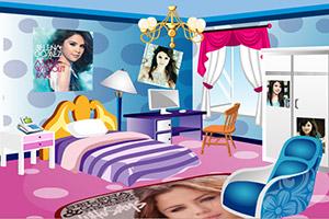 赛琳娜的卧室