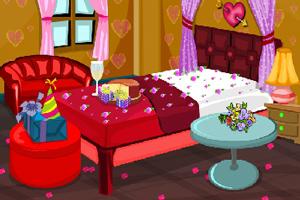 情人节房间