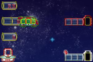 宇宙空间救助站无敌版