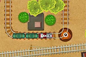 小火车通行