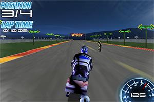 3D摩托挑战赛2