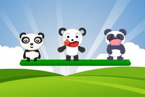 饥饿的小熊猫