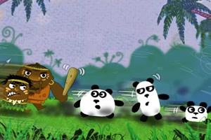 熊猫逃生记2选关版