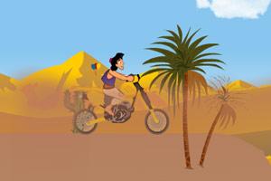 阿拉丁骑摩托