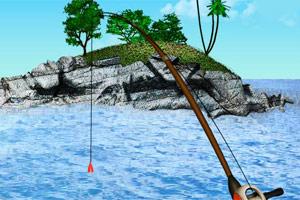 尼摩船长钓鱼