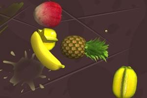快刀削水果3D版