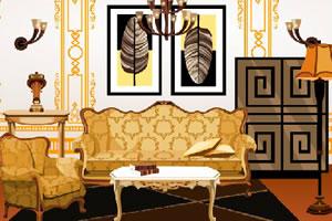 巴洛克风格的房间