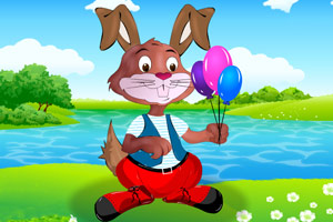 复活节兔先生