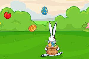 小兔子接彩蛋