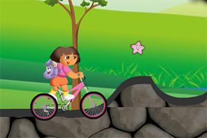 朵拉自行车挑战