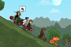 山地童车竞速赛加强版