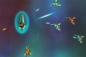 三色空间战机