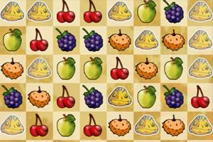 胖大妈的水果摊