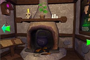 巫婆的小屋