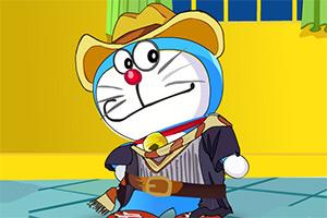 哆啦A梦服装秀