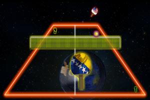 宇宙乒乓球