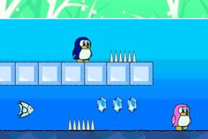 小企鹅爱吃鱼无敌版
