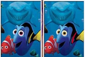 海底总动员找不同