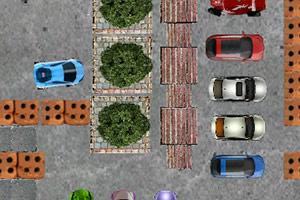 代客停车体验