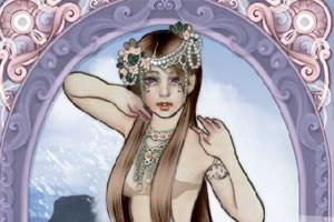 娇媚的人鱼公主